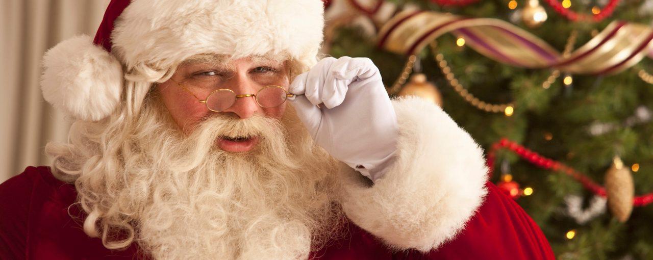 Meet Santa at CMDC